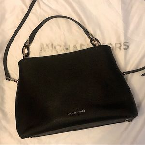 Michael Kors luxury satchel bag